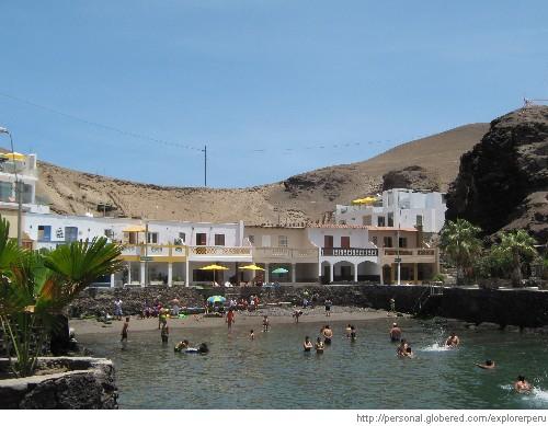 Playa Las Ninfas