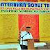 Walikota Padang Serahkan Bonus Atlet Tahap II Porprov Sumbar XIV