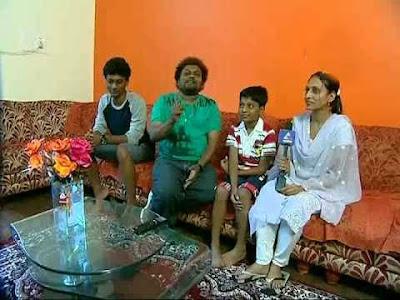 Sadhu Kokila family
