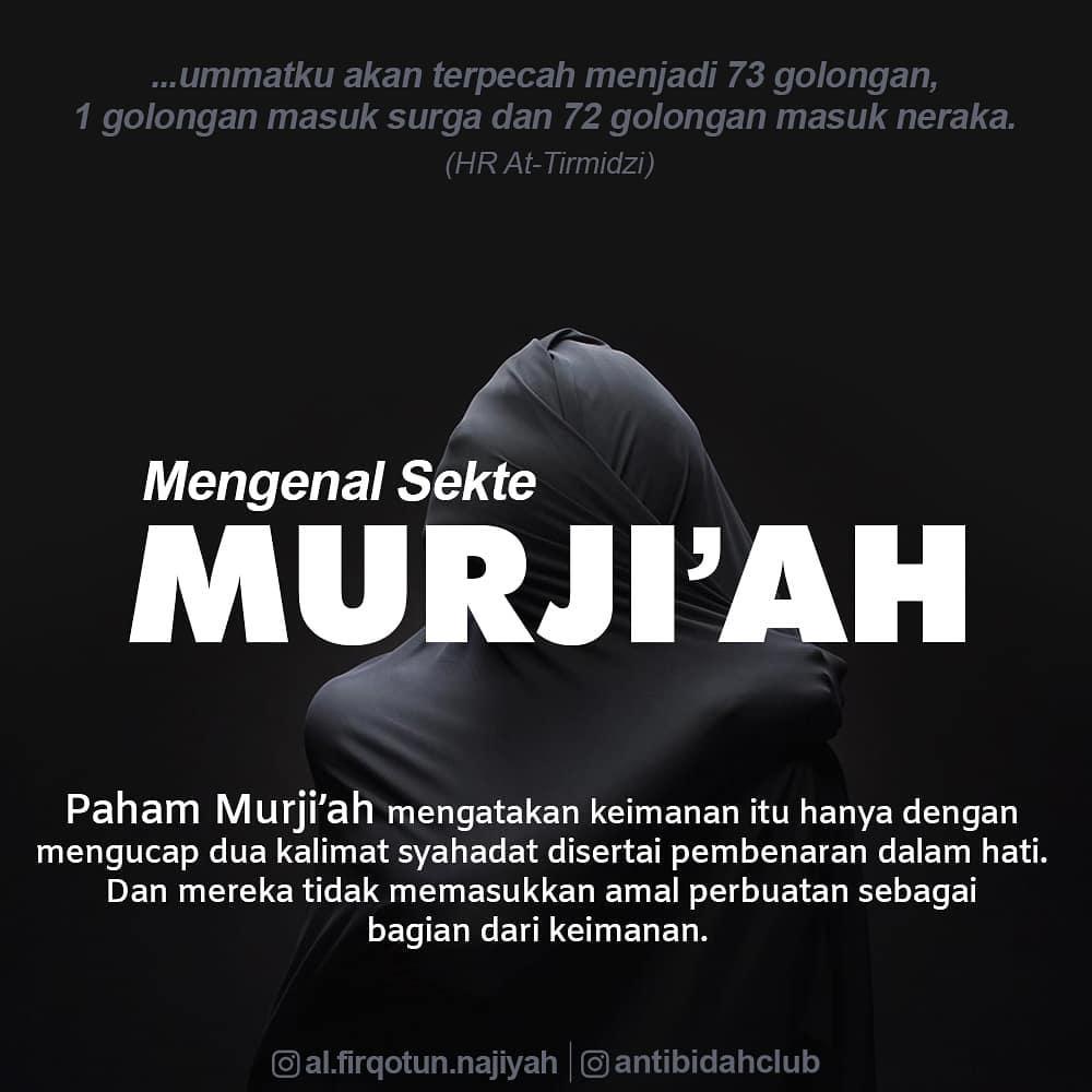 Lucifer Dalam Islam Adalah: Mengenal Kesesatan Pemahaman Murjiah