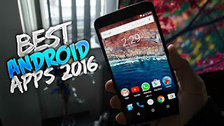 Top 5 Androir Apps For December 2016