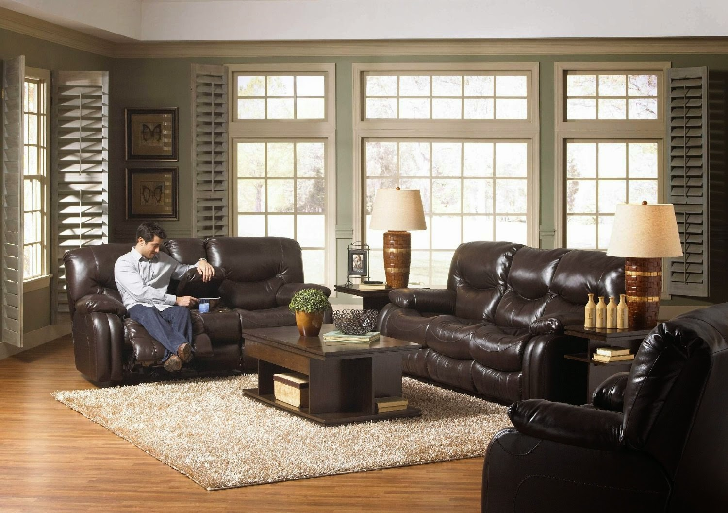 The Best Power Reclining Sofa Reviews Leather Power
