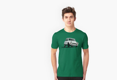 Citroën Ami 8 t-paita