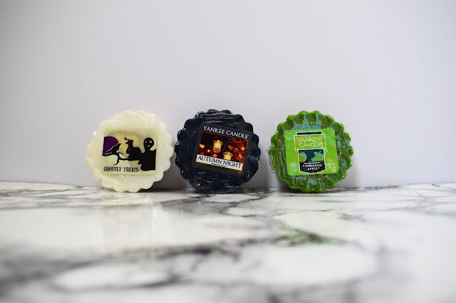 Yankee candle wax melts