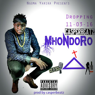 [feature]Casper Beatz - Mhondoro