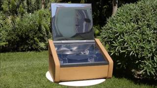 horno solar suntaste compact