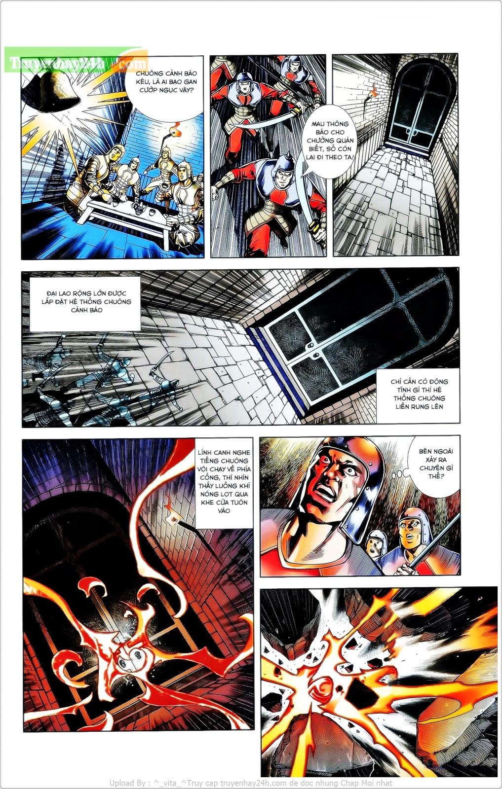 Tần Vương Doanh Chính chapter 25 trang 20