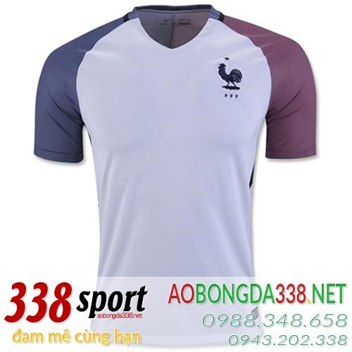áo đội tuyển pháp sân khách 2016