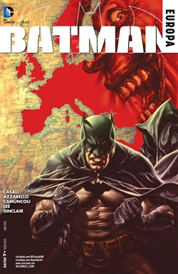 Batman – Europa – Truyện tranh