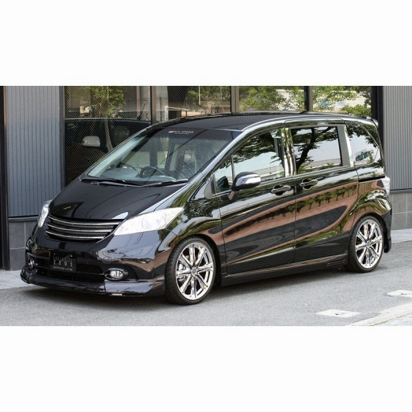 Body Kit Honda Freed Zeus 12-14