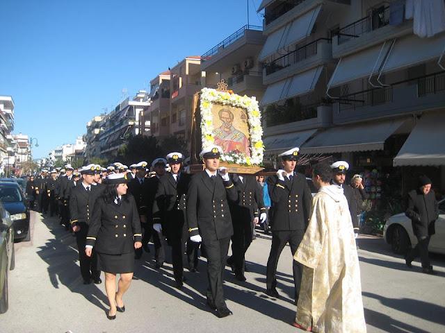 Πρέβεζα: Παρουσία πλήθος πιστών η Λιτάνευση της Ιερής Εικόνας του Αγίου Νικολάου στην Πρέβεζα