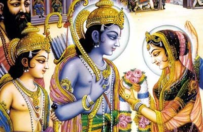 El dios Rama pudo haber construido el puente
