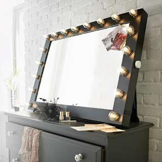 Light up your life with a Hollywood Mirror