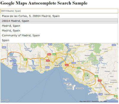 Google Maps Api v3 Location Search with jQuery Autocomplete