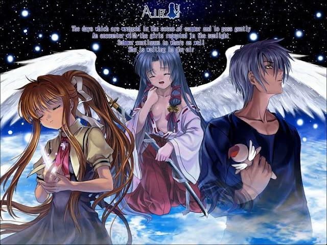 Air The Motion Picture (01/01) (683MB) (HDL) (Sub Español) (Mega)