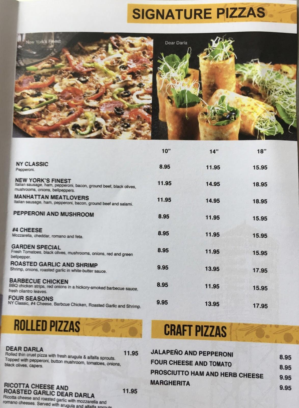 TASTE OF HAWAII: YELLOW CAB PIZZA COMPANY