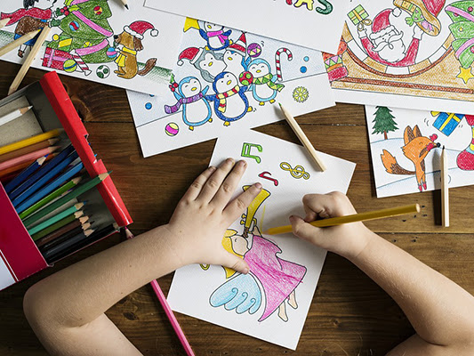 Top Ways To Encourage Your Kid's Creativity