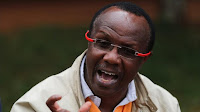 David Ndii column in Nation - UHURU is also a thief like RUTO – RAILA ODINGA's chief strategist says adding the two are like conjoined twins when stealing