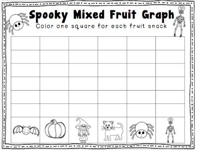 Common Worksheets » Halloween Graphing Activity - Preschool and ...