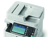 OKI MB492 Multifunction Printer Driver Download