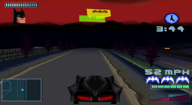 Batman Gotham City Racer Ps1 Iso Android