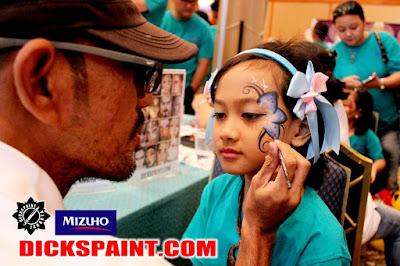 Face Painting Anak Jakarta