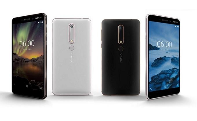 Nokia 6 (2018) Philippines