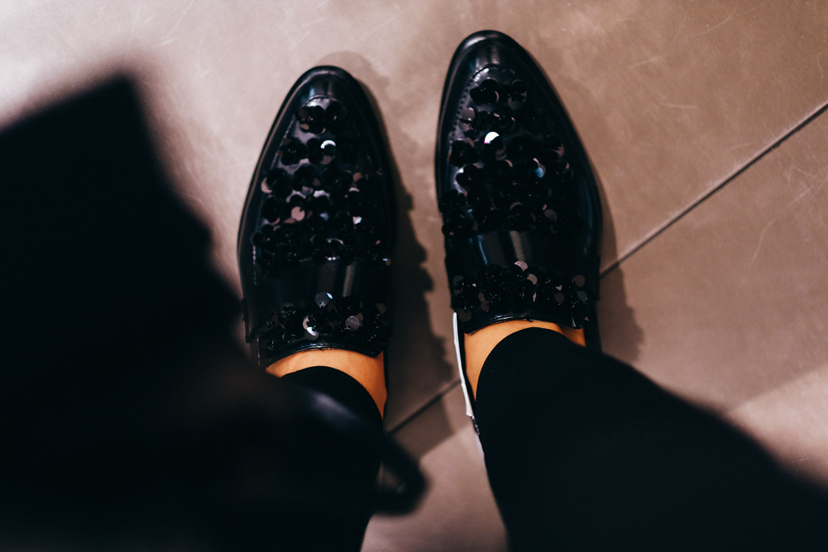 как носить обувь без каблука