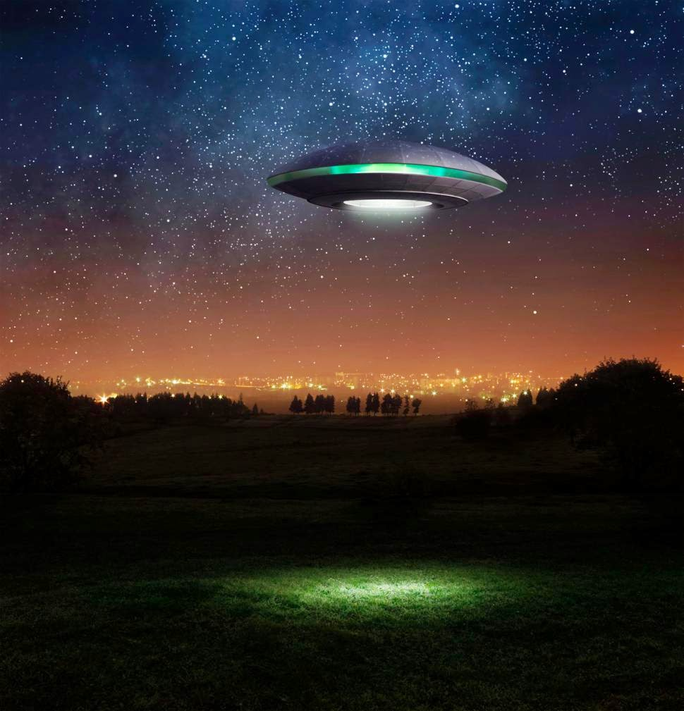 a report on the evidence of unidentified flying object ufo sightings and the existence of aliens Faa recording reveals moment two pilots report unknown object flying incident was related to an unidentified flying object ufo sightings in december, the.