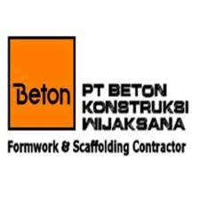 Lowongan Kerja Jakarta Teknik PT Beton Konstruksi Wijaksana