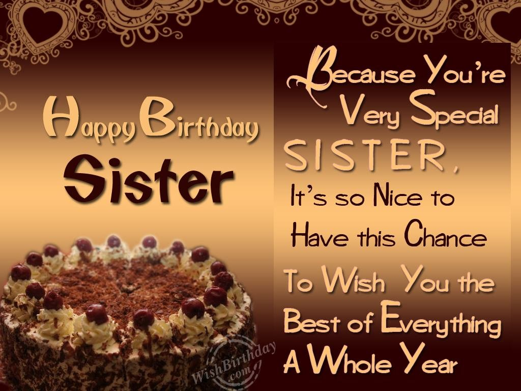 160 happy birthday wishes for sister with quotes stylish clothes happy birthday wishes for sister with quotes 10 m4hsunfo