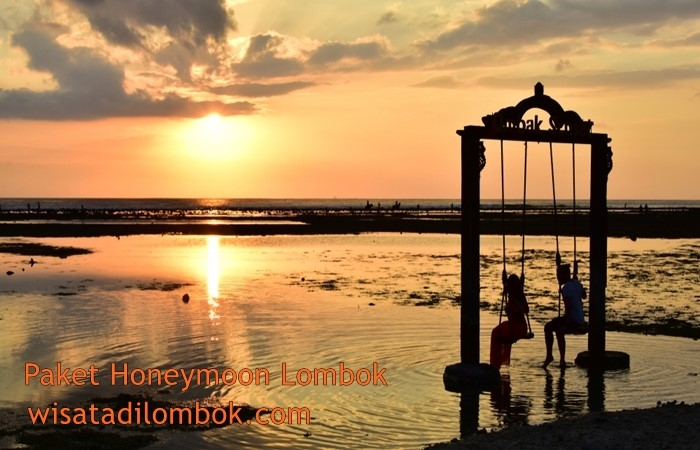 Wisata Honeymoon Di Lombok