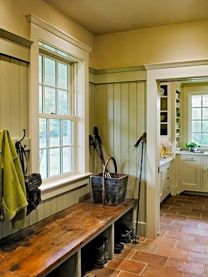 Simplifying Remodeling Get A Mudroom Floor That S Strong