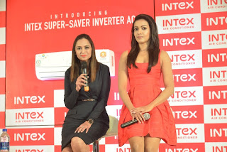 Intex Launches Air-Conditioners Dedicated to Homemakers