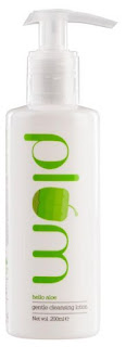 Aloe Gentle Cleansing Lotion for Dry Skin