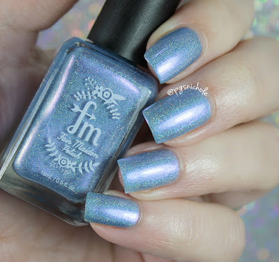 Fair Maiden Polish Moonflower | Pony Parade Collection