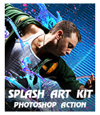 \  - spla - Concept Mix Photoshop Action