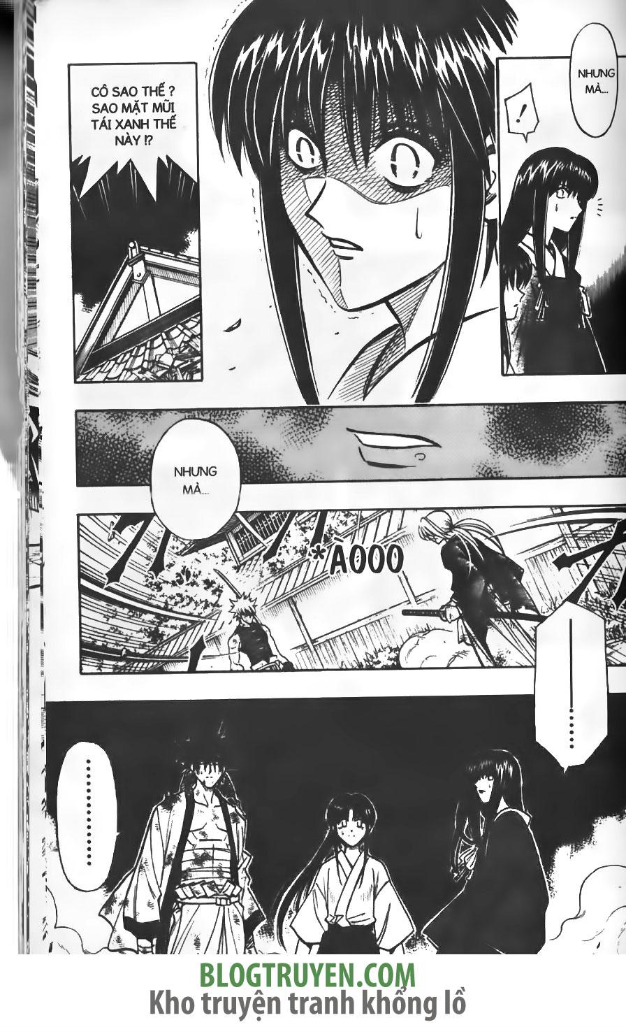 Rurouni Kenshin chap 204 trang 11