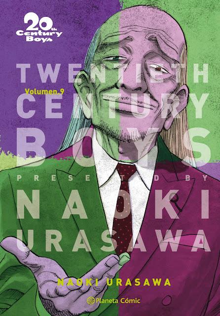 """Reseña de """"20th Century Boys"""" Kanzenban vol.9 de Naoki Urasawa - Planeta Cómic"""