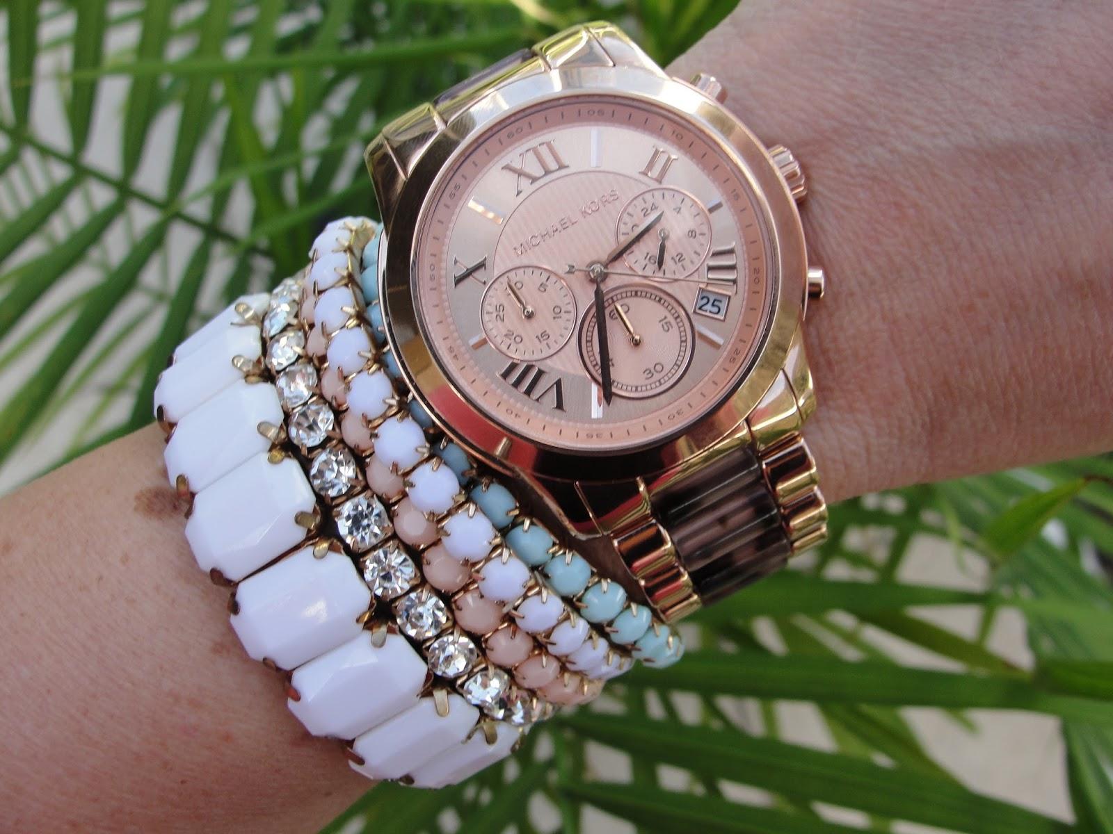 5b35b0e63b7a My new Michael Kors watch!