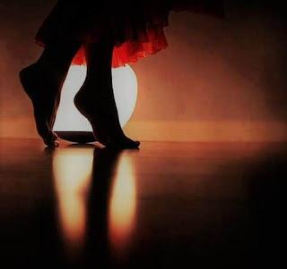 La nuit et l'amour en pleine lune.