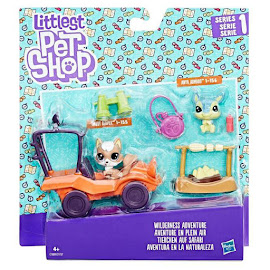 Littlest Pet Shop Series 1 Adorable Adventures Anya Armardo (#1-156) Pet