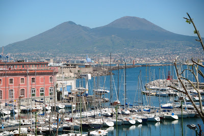 naples vesuve port