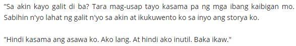Kristine Hermosa defends her Husband, Oyo Boy Sotto, against an online basher: 'Kung sino ka man, tigilan mo ang asawa ko!'