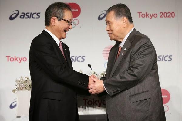 Asics, otro Gold Sponsor para Tokyo 2020
