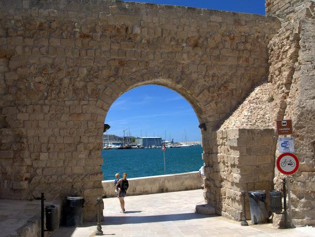 lazurowa woda, Monopoli, Bari, okolice