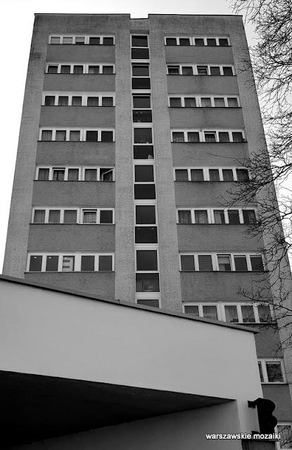 Warszawa Warsaw blokowiska blok bloki  blokowisko architektura miasto Wola