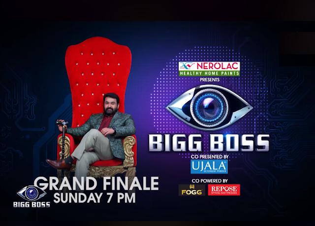 Biggboss Malayalam Grand Finale