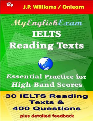 IELTS Reading Texts: Essential Practice for High Band Scores