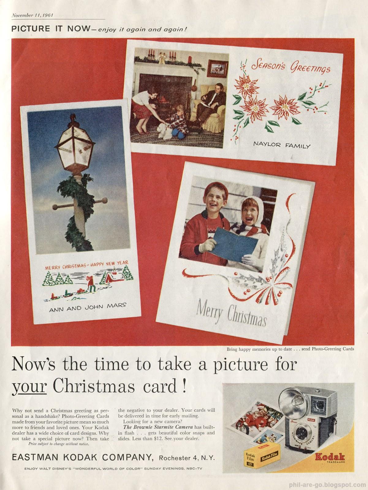 Phil are go kodak christmas cards smoke em while you got em kodak click for big kristyandbryce Gallery